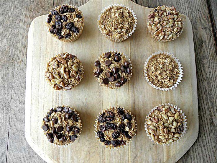 @Kelley Weatherly: Chocolates Chips, Baked Oatmeal, Baking Oatmeal, Healthy Breakfast, Granola Bar, Gluten Free, Diabetes Friends, Oatmeal Muffins, Oatmeal Cups