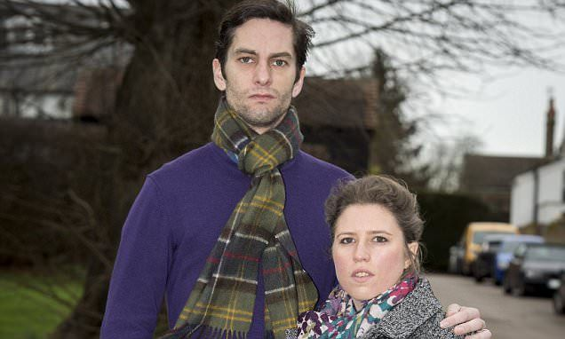 Newlyweds lost £45k for a dream home to a devastating new scam... | Daily Mail Online