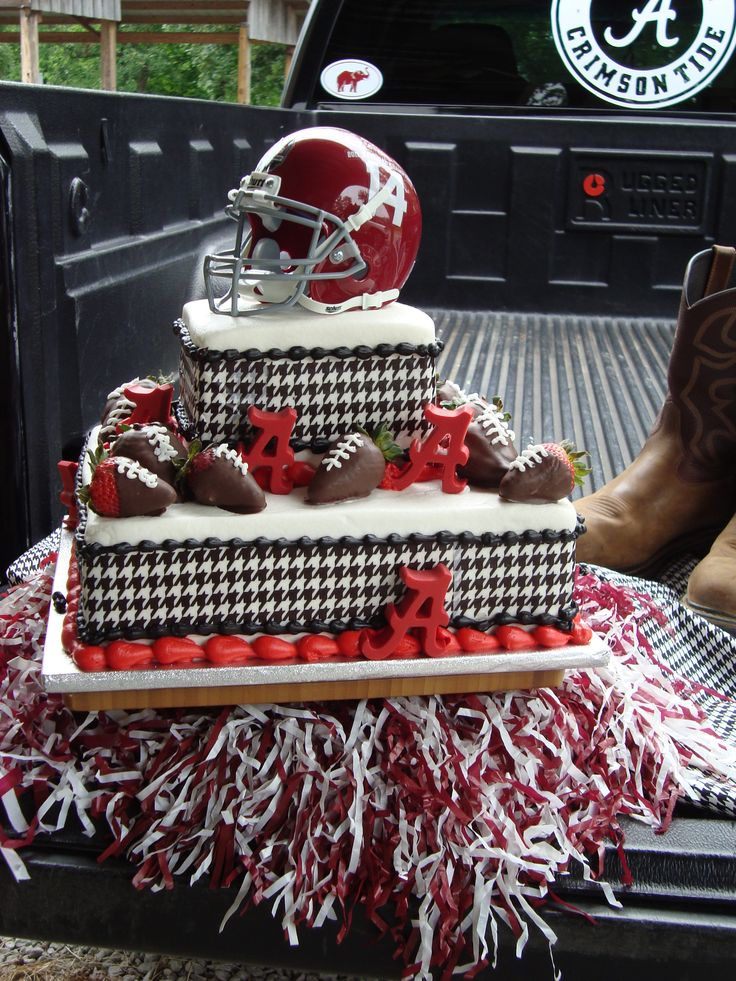 Alabama Tailgate Groom