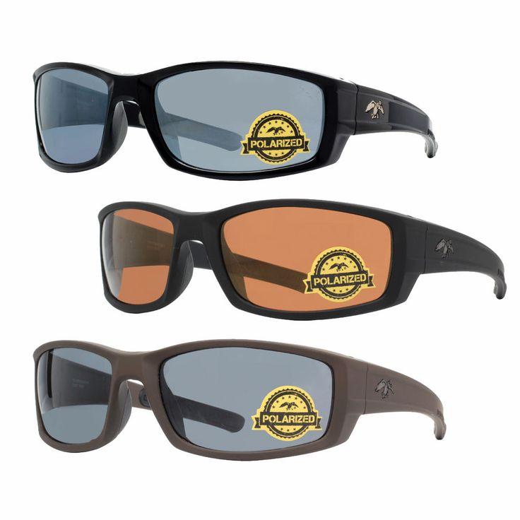 Duck Commander Duck Dynasty Men's Polarized Hunting & Fishing Sport Sunglasses #DUCKCOMMANDER #Sport