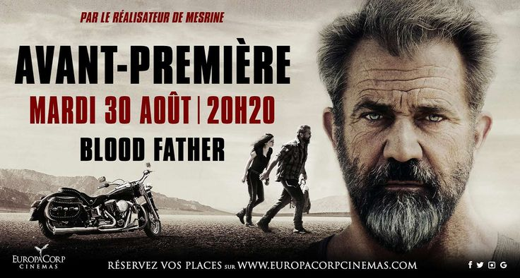 Concours: Gagnez des places de cinéma du film Blood Father de Jean-François…