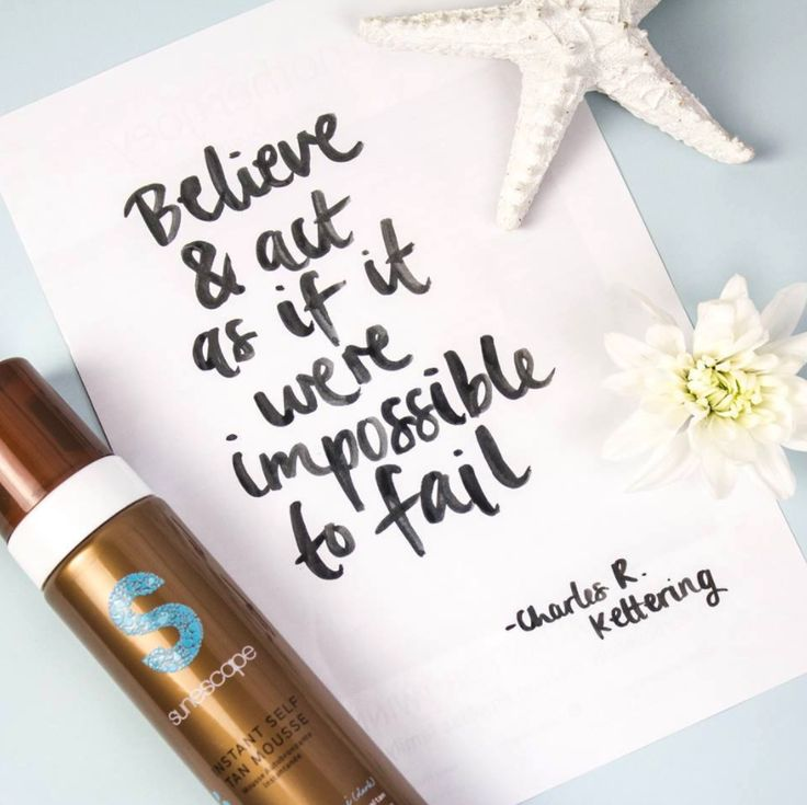 Believe in your inner Bronzed Babe! #tanclan