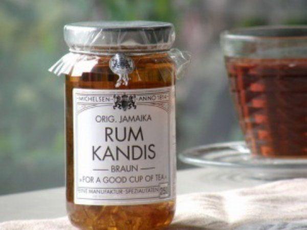 ラムキャンディスをご存知ですか?紅茶・コーヒーに入れる以外にもおいしい使い方や、また自作する際のレシピなどをご紹介します。