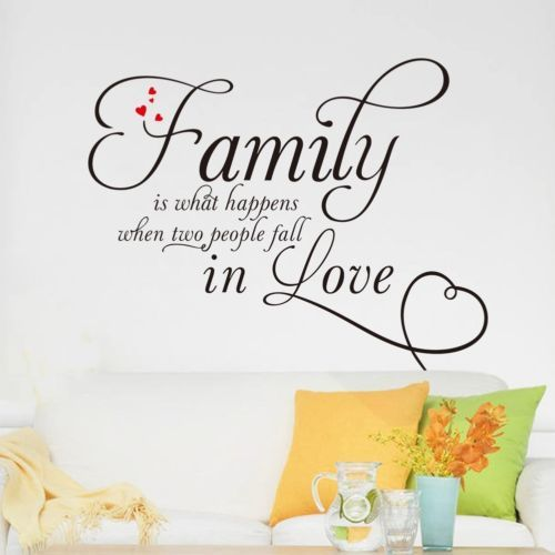 Family-Letter-Quote-Removable-Vinyl-Decal-Art-Mural-Home-Decor-Wall-Stickers
