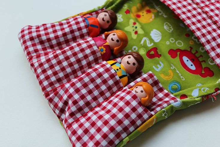 Playmobil-Reise-Tasche