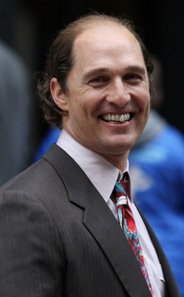 Matthew McConaughey Looks Unrecognizable for His New Movie Role?See the On-Screen Transformation! | E! Online Mobile