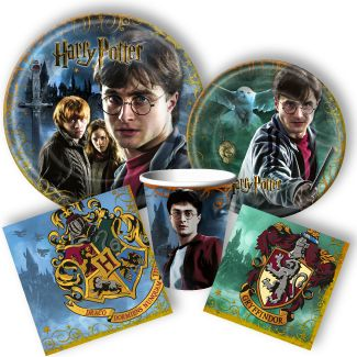 Harry Potter Party Supplies: Harry Potter Birthday Invitations, Party Favors, and Decorations