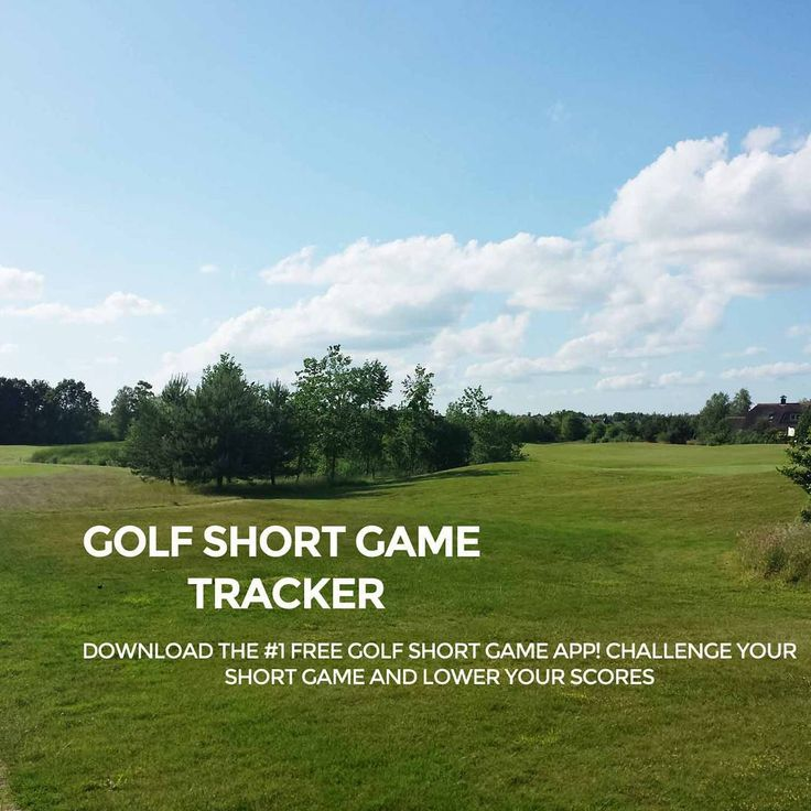"""There are no easy shots in golf. Download the Golf Short Game app today at http://www.golfshortgametracker.com…"""