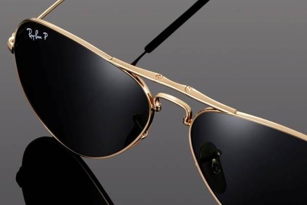 Ray-Ban Aviator Sunglasses | You never know when a situation will arise