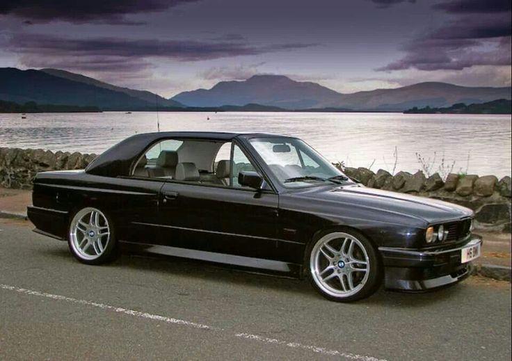 E30 BMW M3 Convertible Hardtop
