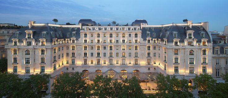 Peninsula Paris Hotel - Paris, França