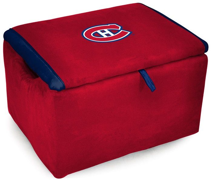 Use this Exclusive coupon code: PINFIVE to receive an additional 5% off the Montreal Canadiens NHL Storage Bench at SportsFansPlus.com