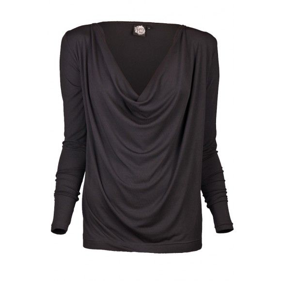 Queenie top, simply but luxurious | made in UK | available in 3 different colours >> http://www.madecloser.co.uk/clothes-accessories/women/queenie-top