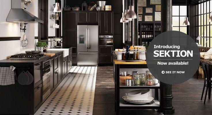 ikea sektion kitchen google search kitchen pinterest