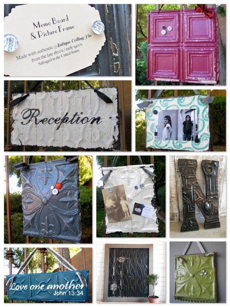 Wedding Escort Board Ideas : Tile wedding reception escort card displays ceiling ideas