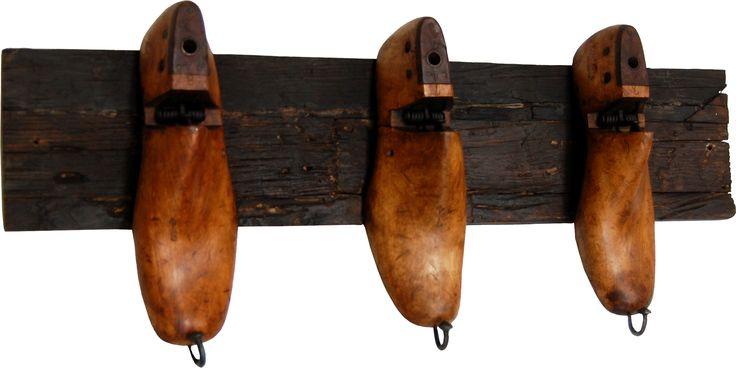 Hangers : Nostalgic hanger - 3 hooks