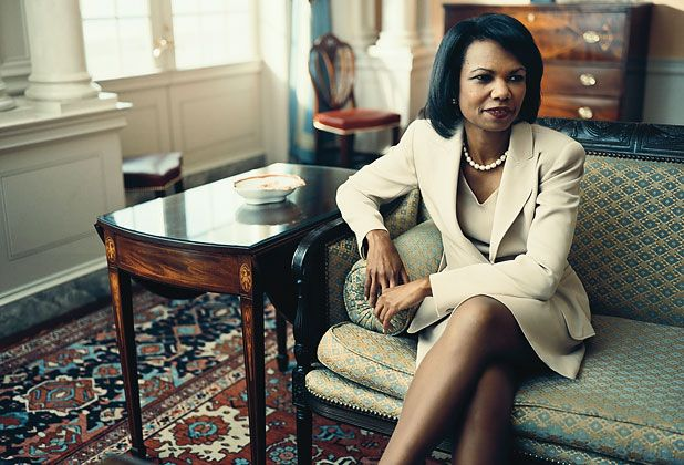 "Education is transformational. It changes lives. That is why people work so hard to become educated and why education has always been the key to the American Dream, the force that erases arbitrary divisions of race and class and culture and unlocks every person's God-given potential.""~Condoleezza Rice"