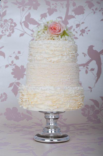 Elegant Wedding Cake Design Spain - Marbella - Gibraltar - Tarifa - Cakes