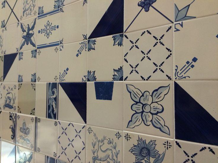 Tiles in Lissabon