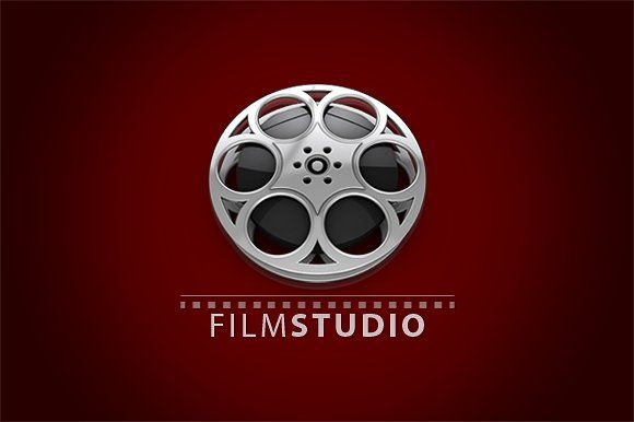 3D Film Studio Logo ~ Logo Templates on Creative Market