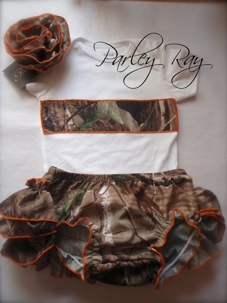 Beautiful Parley Ray Daddy's Girl REALTREE Camo by ParleyRay, $26.00