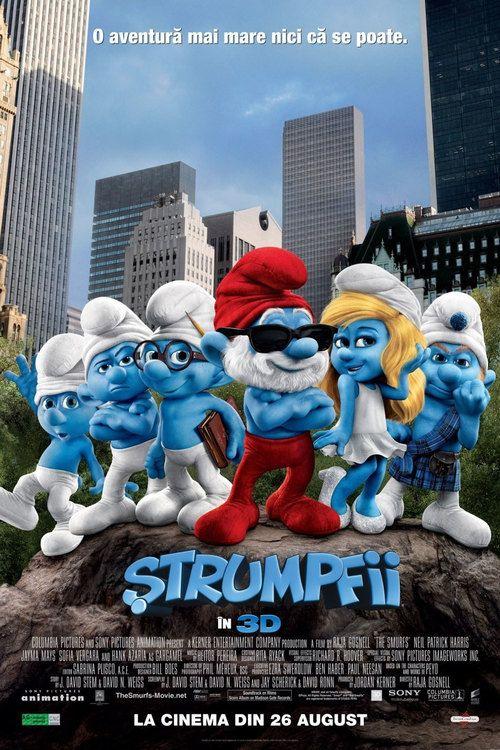 Watch The Smurfs 2011 Full Movie Online Free