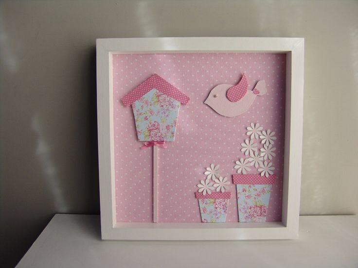 cuadros cuadritos para bebes - super delicados!! decoracion