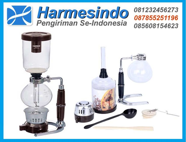 Pemanas Kopi Hario Technica TCA-3 Coffee Syphon