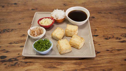 Good Chef Bad Chef - Agadashi tofu