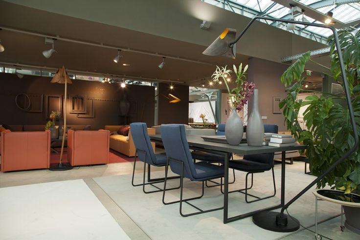 Eetkamertafel Glazen Blad : De eetkamertafel 785, een ontwerp van Remy ...