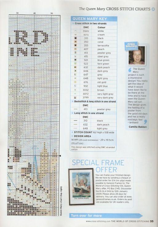 Gallery.ru / Фото #16 - The world of cross stitching 134 - WhiteAngel