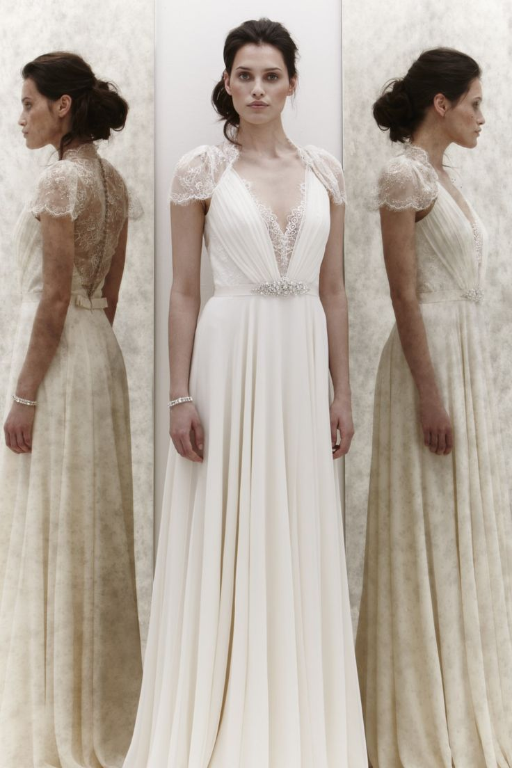 """Jenny Packham """"Dentelle"""" :: Available in Australia exclusively at Helen Rodrigues, Sydney +61 2 9904 5700"""