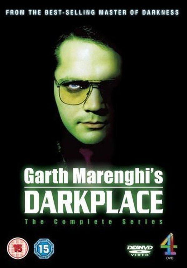Garth Marenghi's Darkplace (TV Series 2004- ????)
