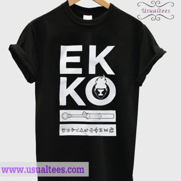 Riot Gamies Merch Ekko T Shirt