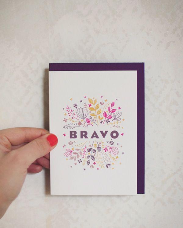 Image of GRANDE BRADERIE -40% • Carte Bravo