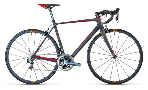 Шоссейные и циклокроссовые велосипеды