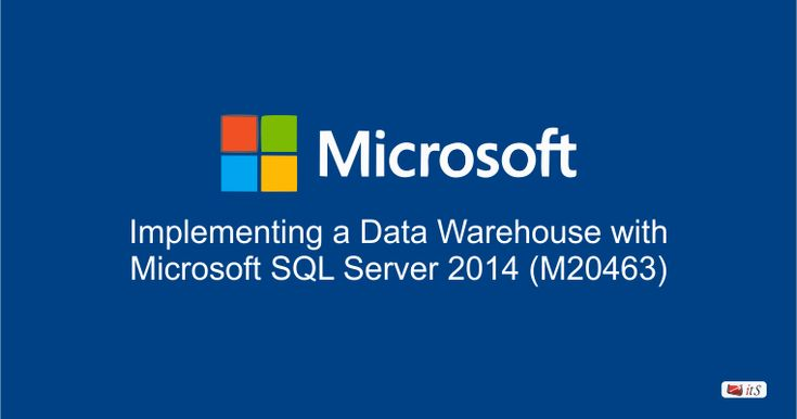 Redeem Your #microsoft Vouchers (SATV) for 20463 - Implementing a Data Warehouse with Microsoft SQL Server 2014 #training course & #certification - https://itstechschool.com/course/20463-implementing-data-warehouse-microsoft-sql-server-2014/