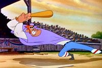 """Revisiting """"Casey at the Bat"""" with Parody : Lesson Plans : Thinkmap Visual Thesaurus"""