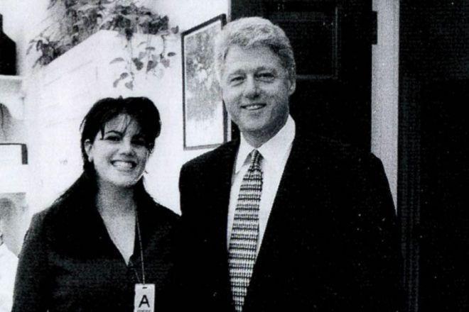 ¿Dónde está hoy Monica Lewinsky? | loc | EL MUNDO