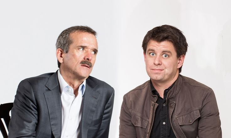 Chris Hadfield meets Randall Munroe: 'Are we alone in the universe?'