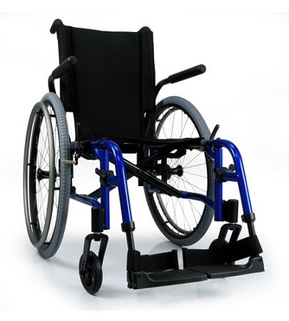 Buy the Quickie QXi Lightweight Folding Wheelchair at IndeMedical.com