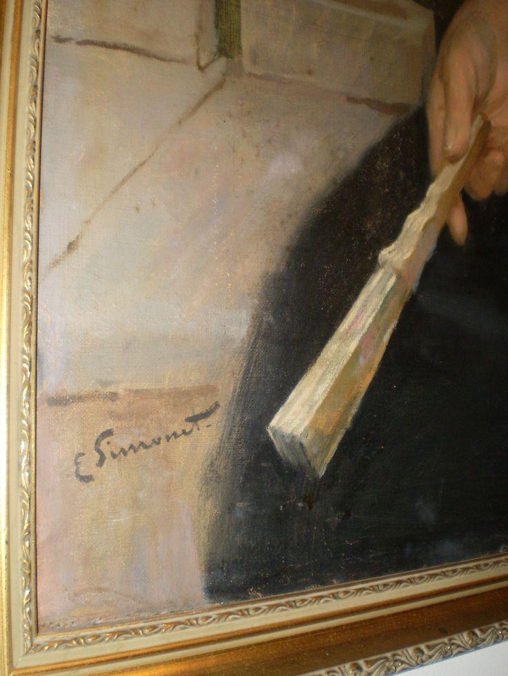 Enrique Simonet Lombardo (Valencia, 1866 - Madrid, 1927)