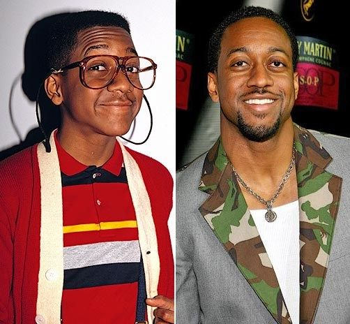 jaleel white then and now - photo #2