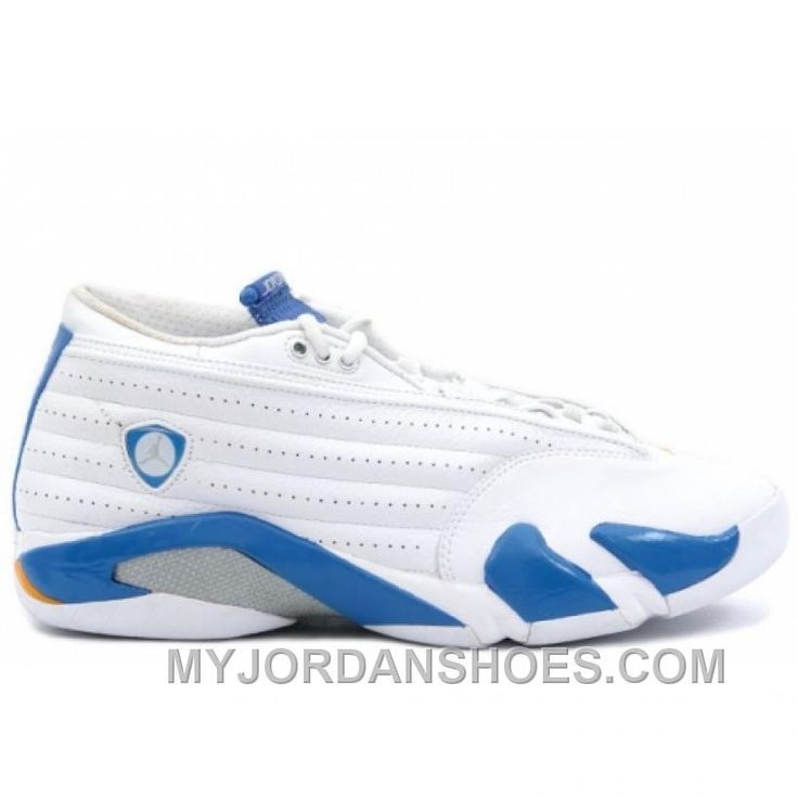 http://www.myjordanshoes.com/air-jordan-retro-14-low-white-pacific-blue-metallic-silver-312567141-wrgyw.html AIR JORDAN RETRO 14 LOW WHITE PACIFIC BLUE METALLIC SILVER 312567-141 WRGYW Only $75.00 , Free Shipping!