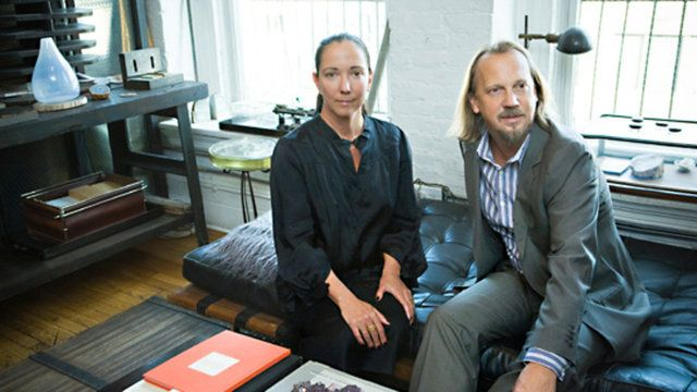 """Roman & Williams on Vimeo: """"It's a shame to only have dreams at night. You should have a few opportunities during the day."""" This wistful quote from Stephen Alesch speaks volumes about the spaces he and Robin Standefer create as architects and designers. Their firm Roman & Williams, is named for their grandparents, paying homage to another era. Together, they draw on the evocative moods, textures, and meaningful objects that linger somewhere between past and present."""