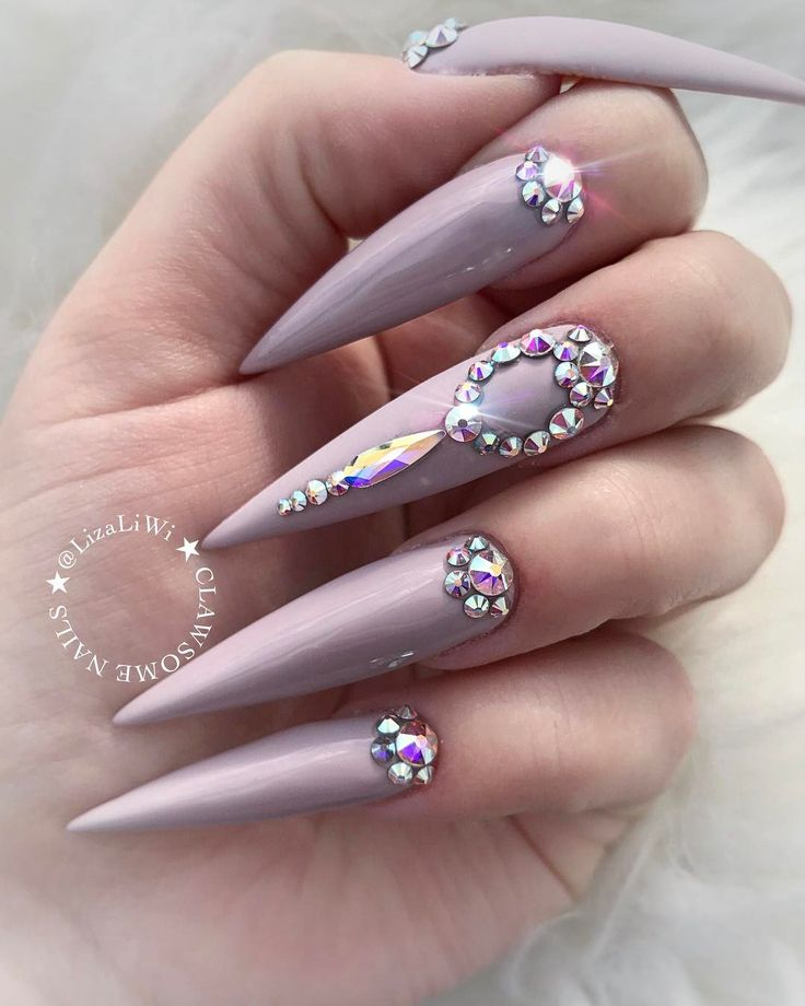 27 Glamorous Stiletto Nail Designs You'll Adore - Best 25+ Exotic Nail Designs Ideas On Pinterest Exotic Nails