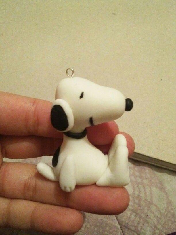 Snoopy porcelana fria
