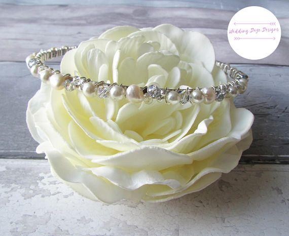 Check out this item in my Etsy shop https://www.etsy.com/uk/listing/512386168/swarovski-crystal-bridal-headband