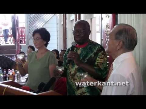 Chinees Nieuw Jaar vieren in Suriname.
