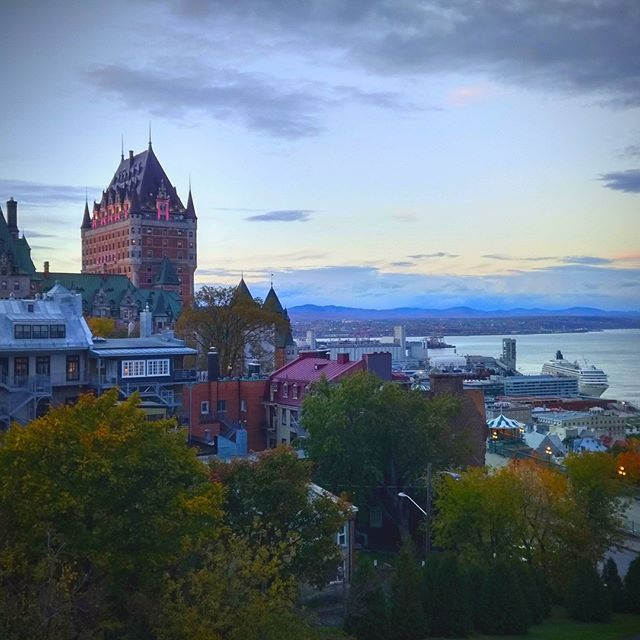 Quebec City Is The Most European Of Any City In North America